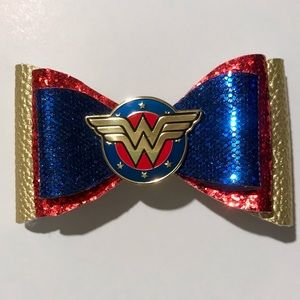 Other - Wonder Woman Hair Bow